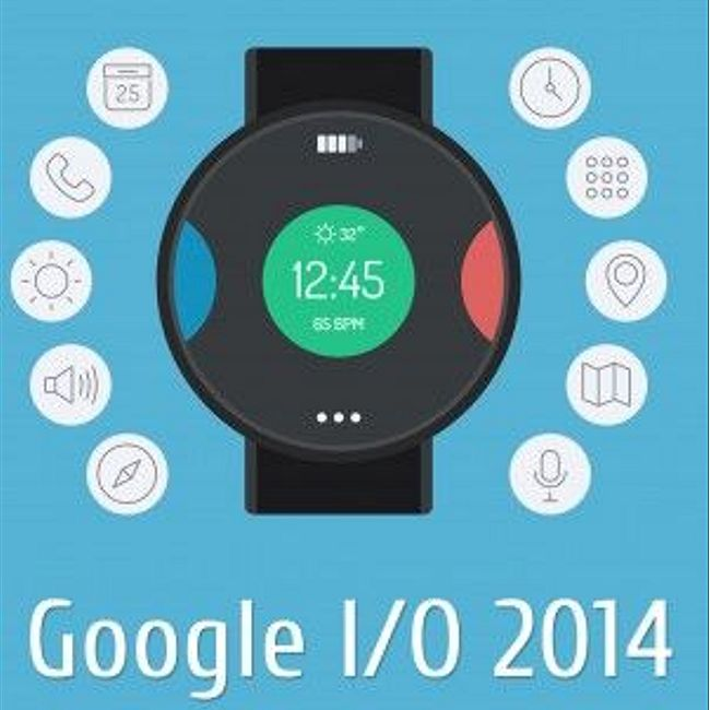 Google I/0 2014. Amazon Firephone.