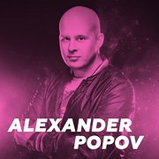 Alexander Popov @ Record Club #260 (15-09-2019)