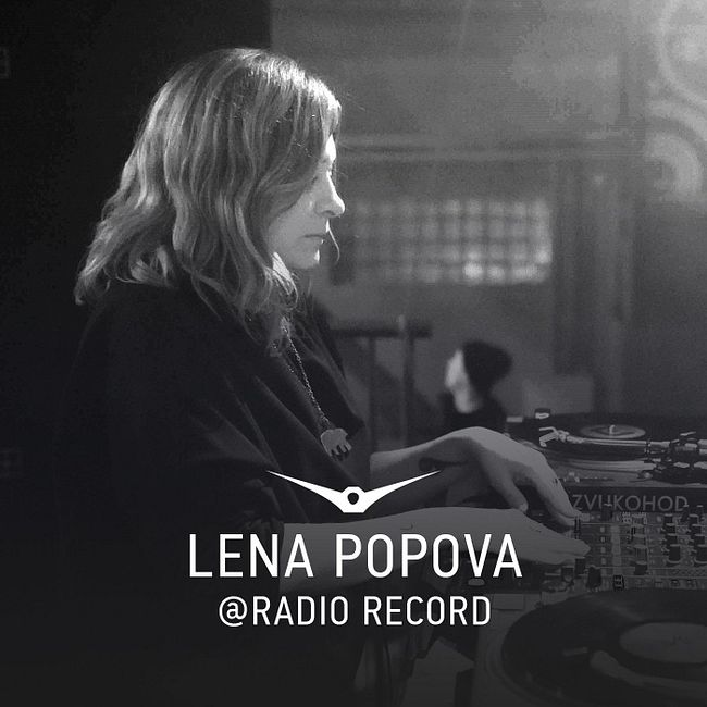 Lena Popova @ Record Club (16-10-2019)