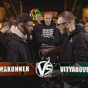 VERSUS: FRESH BLOOD 4 (J.Makonnen VS VITYABOVEE) Этап 5