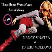 Nancy Sinatra & Dj Serj Moldova  - The Boots Are Made For Walking(remix)