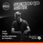 Fonarev - Digital Emotions # 522. Guest Mix By Second Sine