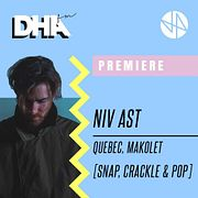 Premiere: Niv Ast - Quebec, Makolet [Snap, Crackle & Pop]