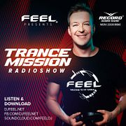 DJ Feel - TranceMission [Vadim Bonkrashkov Guest Mix] (25-06-2019)