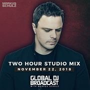 Global DJ Broadcast: Markus Schulz 2 Hour Mix (Nov 22 2018)