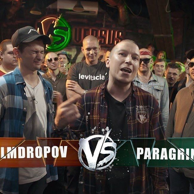 VERSUS: FRESH BLOOD 4 (Palmdropov VS Paragrin) Этап 3