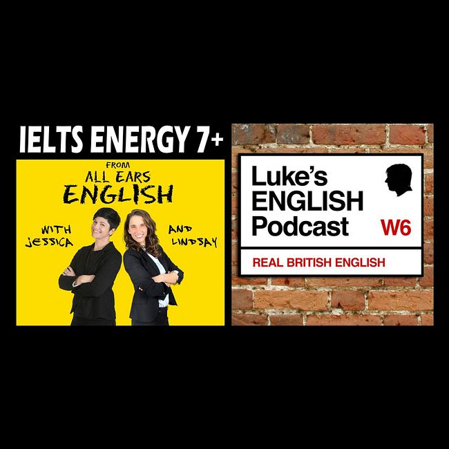 654. Computer-based IELTS / The First Time… (with Jessica Beck from IELTS Energy Podcast)
