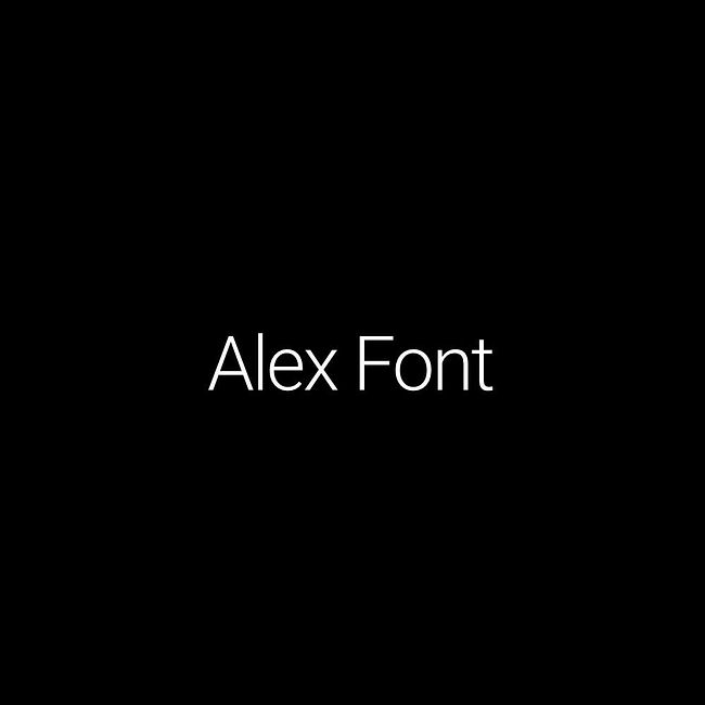 Episode #66: Alex Font