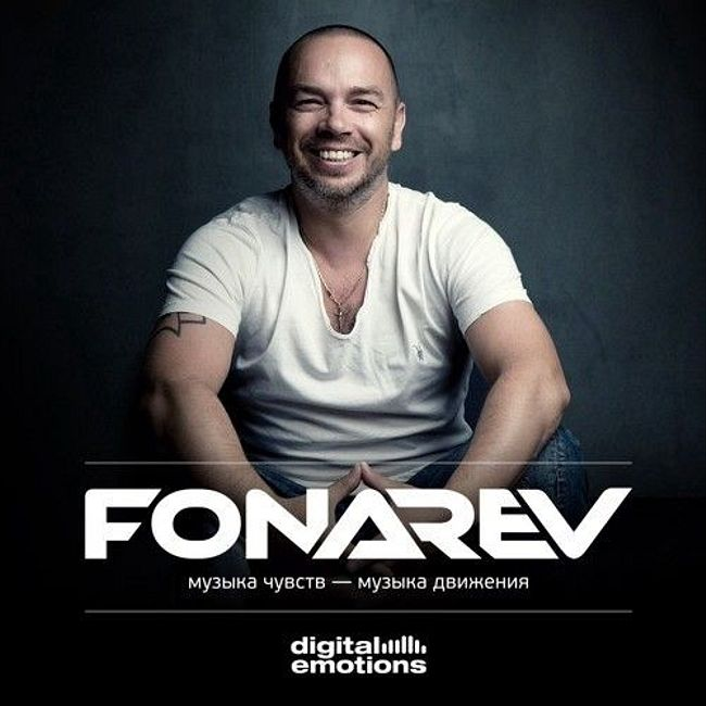 Vladimir Fonarev - Digital Emotions @ Megapolis 89.5 FM 02.10.2019 #895