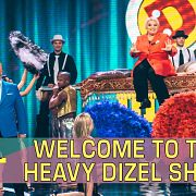 Welcome to the heavy Dizel show | Дизель cтудио Украина