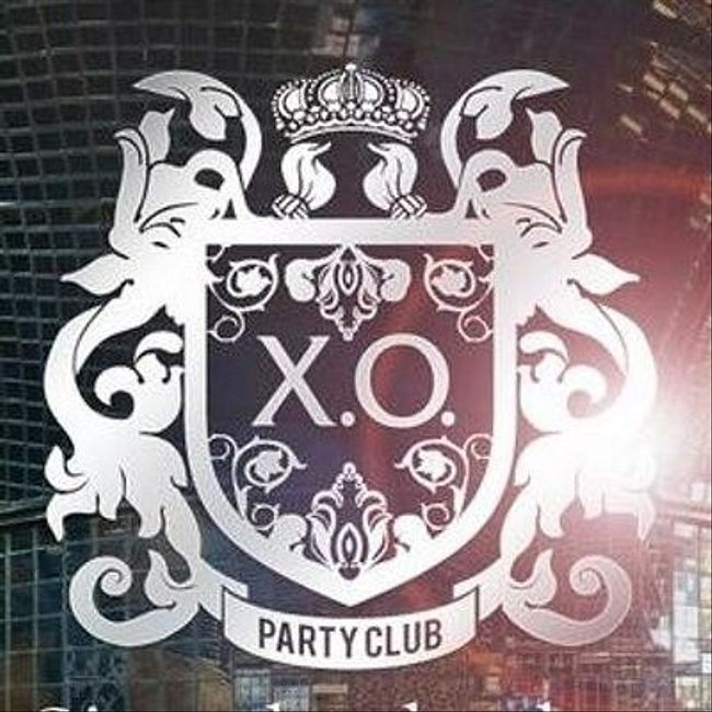 D' Luxe - Party Club XO (2017)