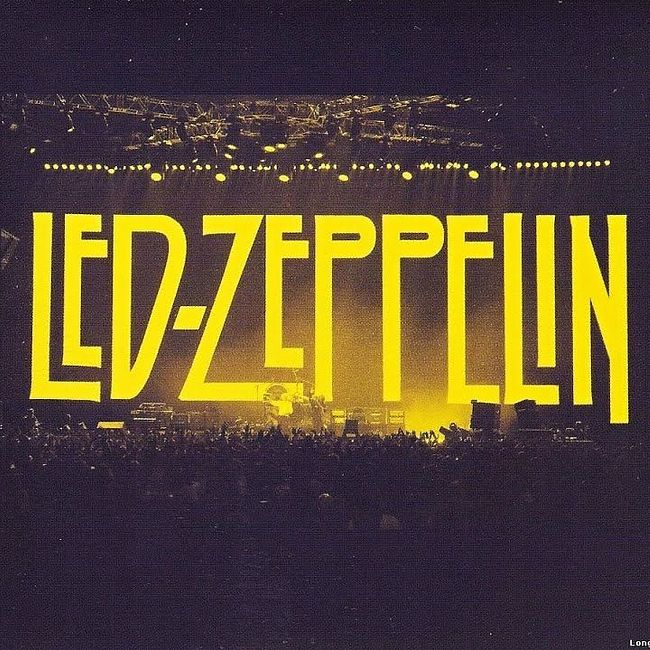"Led Zeppelin ""Celebration Day"". Последний залп."