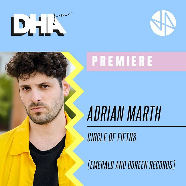 Premiere: Adrian Marth - Circle of Fifths [Emerald and Doreen Records]