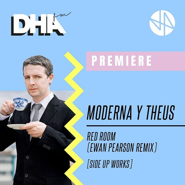 Premiere: Moderna Y Theus Mago - Red Room (Ewan Pearson Remix) [Side UP Works]