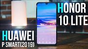 Обзор Honor 10 Lite | Huawei P Smart 2019 - смартфон ХИТ с NFC за копейки