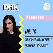 Premiere: Mr. TC - Depth Gauge (Lokier Remix) [Hard Fist Records]