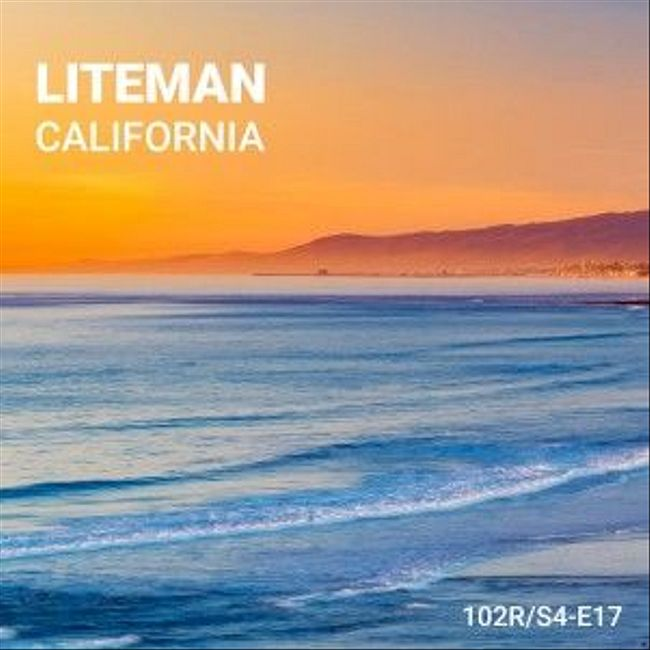 102 Podcast – S4E17 – California by Liteman