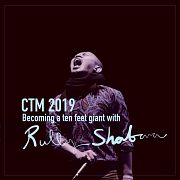 CTM 2019: Becoming a ten feet giant with Rully Shabara