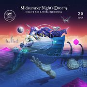 Holosound — DHM Podcast #772 (Live@Midsummer Night's Dream, Terra Incognita 2019)