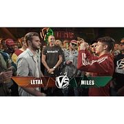 VERSUS: FRESH BLOOD 4 (LeTai VS Miles) Этап 3