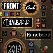 15 выпуск 07 сезона. jQuery 3.4.0 , Asciidoctor 2.0.0, Front-end Developer Handbook 2019, AssemblyScript, QUIZ: Well aimed? и прочее