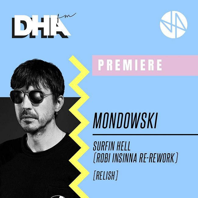 Premiere: Mondowski - Surfin Hell (Robi Insinna Re-rework)