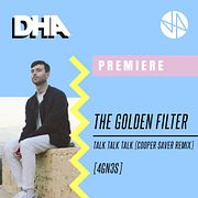 Premiere: The Golden Filter - Talk Talk Talk (Cooper Saver Remix)[4GN3S]
