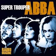 Альбом группы ABBA - THE ALBUM 1977 год в программе Super Trouper (018)