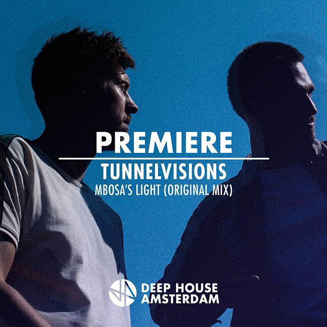 Premiere: Tunnelvisions - Mbosa's Light (Original Mi) [Atomnation]