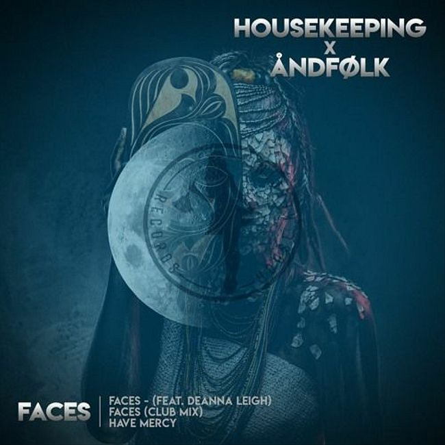 PREMIERE: Housekeeping x ANDFOLK — Faces (Club Mix) [Housekeeping Records]