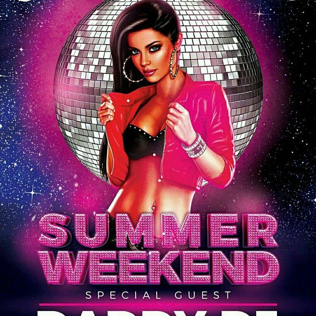 DADDY DJ - SUMMER WEEKEND - Live@Victoria Club #92