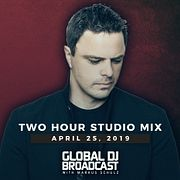 Global DJ Broadcast: Markus Schulz 2 Hour Mix (Apr 25 2019)
