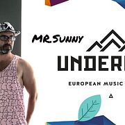 Sunset @ Underground Stage/Underhill European Music Festival