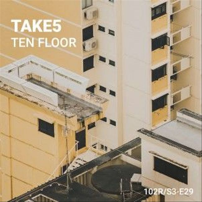 102 Podcast – S3E29 – Ten Floor by Take5