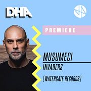 Premiere: Musumeci - Invaders [Watergate Records]