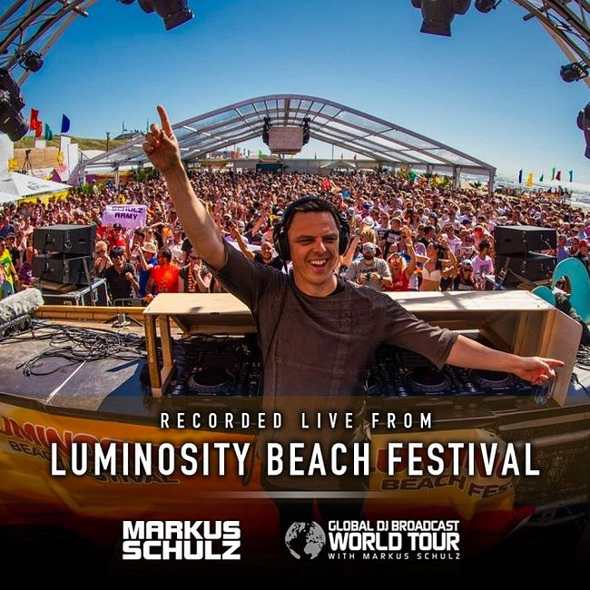 Global DJ Broadcast: Markus Schulz World Tour - In Search of Sunrise at Luminosity (Aug 06 2020)