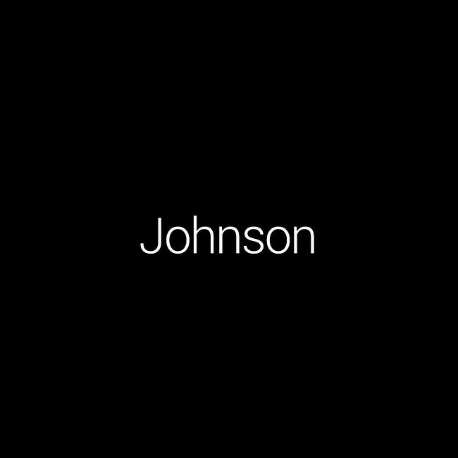 Episode #6: Johnson