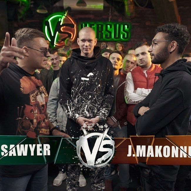 VERSUS: FRESH BLOOD 4 (Sawyer VS J.Makonnen) Этап 4