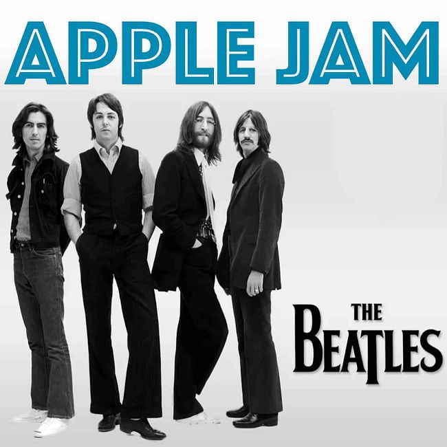 "Denny Laine и Paul McCartney в группе WINGS. Программа ""APPLE JAM"". (070)"