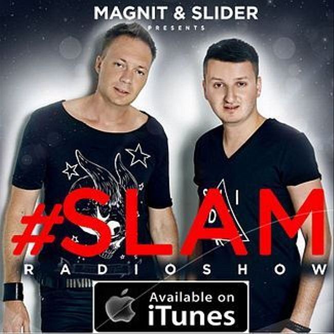 FINAL SHOW! Slam Radioshow 468 (18.10.2019)