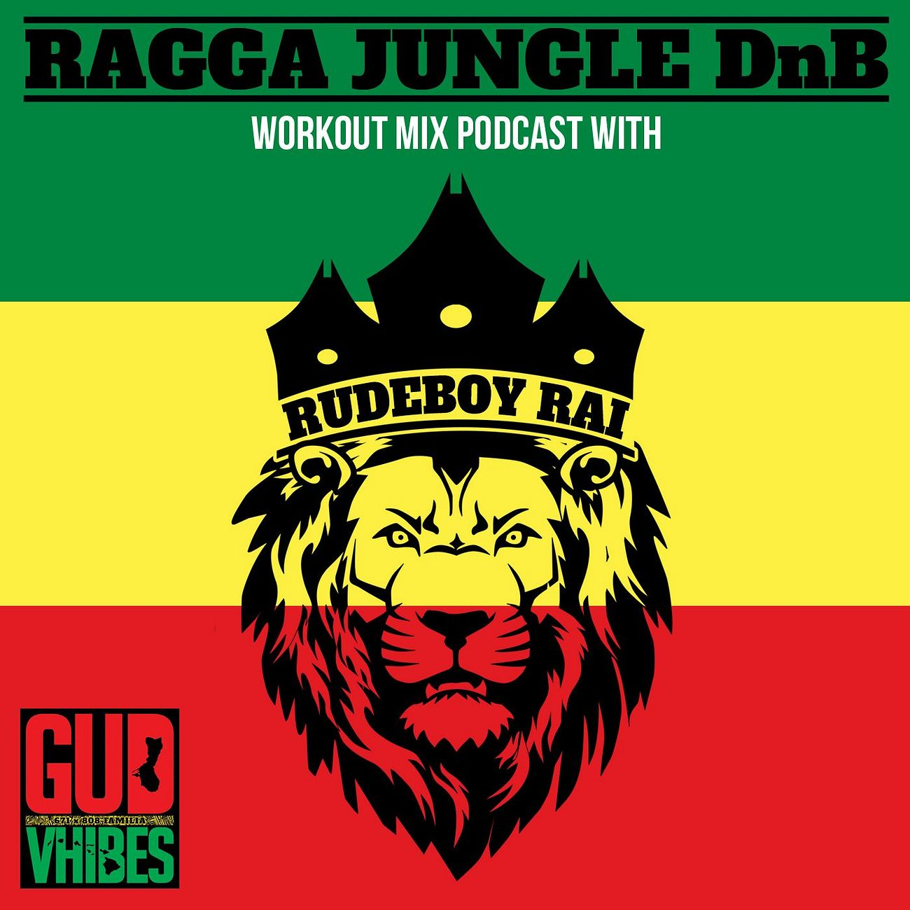 Ragga Jungle Drum and Bass with Rudeboy Rai