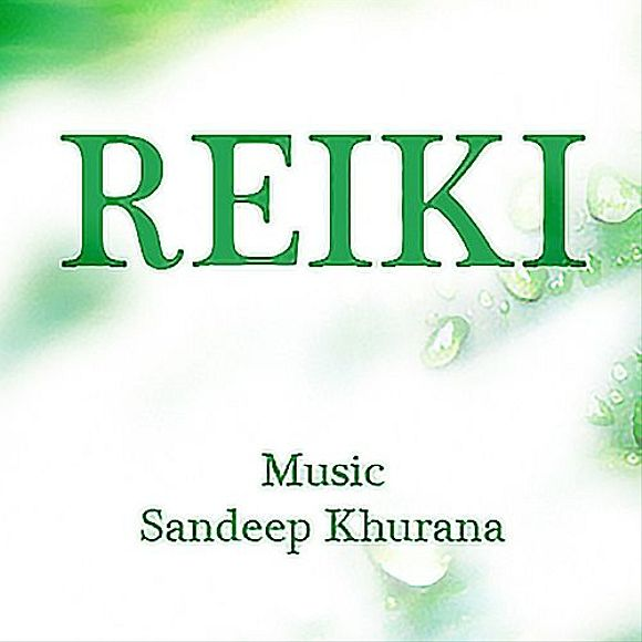 Reiki Music Podcast